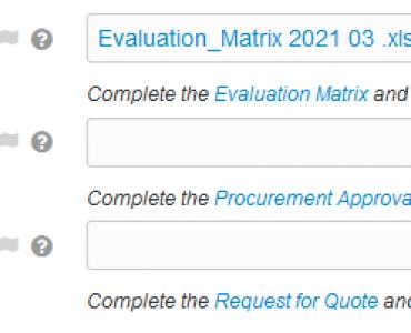 Retain Client Template Documents